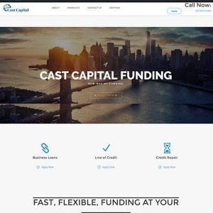 cast capital funding