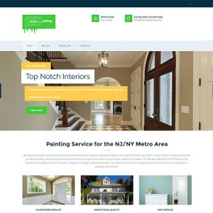nj painting services